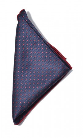 Handkerchief Navy/Red