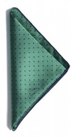 Handkerchief Green/Navy