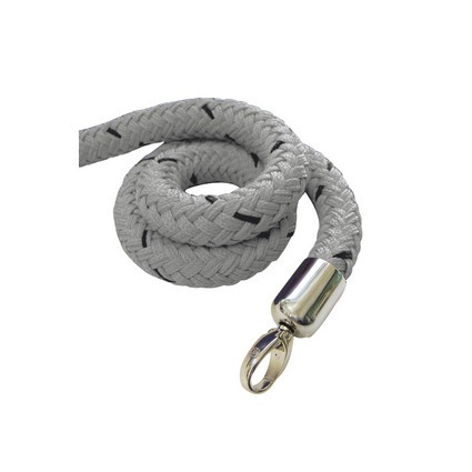 Stopper Tex Rope Grey/Chrome