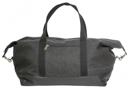 WEEKEND BAG, SVART